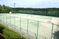 まきがね公園テニスコート