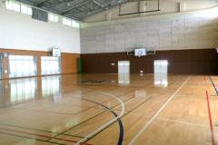 山岡B&G海洋センター体育館