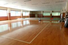 山岡B&G海洋センター体育館武道場